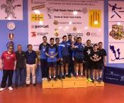 El Quadis-CNM de Tennis Taula subcampió de Catalunya