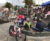 Vicenç Castellà fa una gran cursa a l'Ironman de Lanzarote