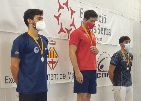 Jan Giralt, medalla de bronze al Gran Prix Internacional de Manresa