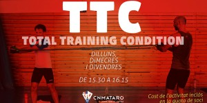 L'activitat que esperaves; Total Training Condition (TTC)